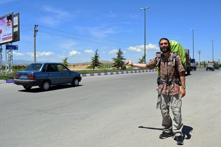 autostop-iran