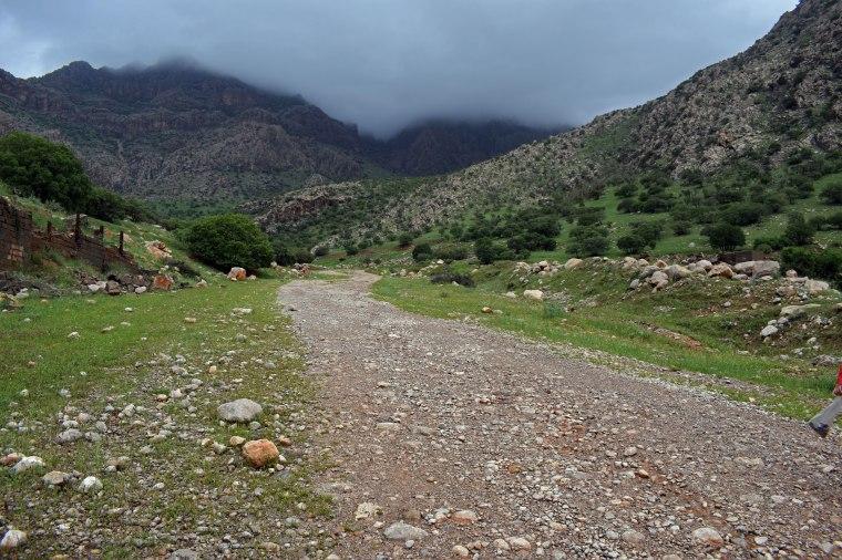 kermanshah viaje